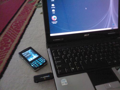 Bluetooth di FC8